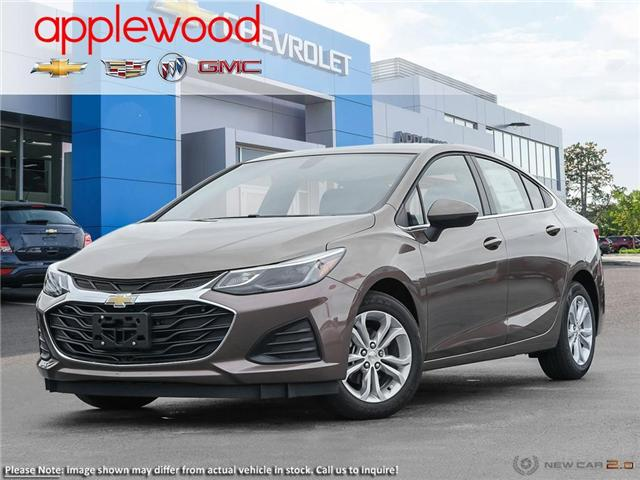 2019 Chevrolet Cruze LT (Stk: C9J008) in Mississauga - Image 1 of 24