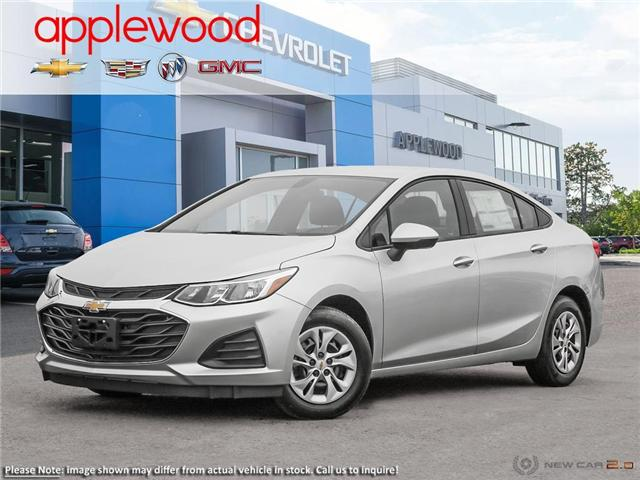 2019 Chevrolet Cruze LS (Stk: C9J011) in Mississauga - Image 1 of 23