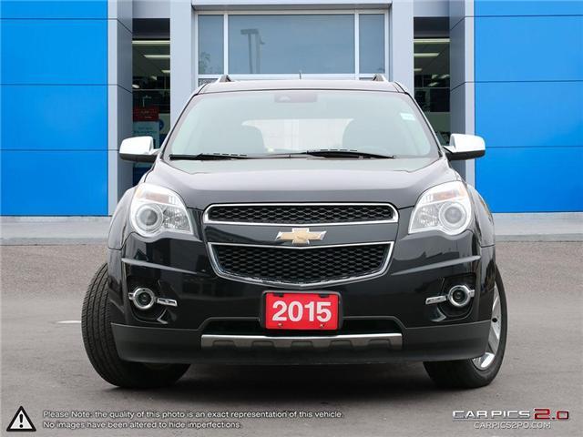 2015 Chevrolet Equinox LTZ (Stk: 2392P1) in Mississauga - Image 2 of 27