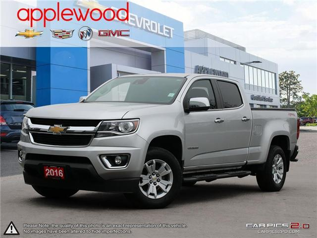 2016 Chevrolet Colorado LT (Stk: 9770TN) in Mississauga - Image 1 of 28