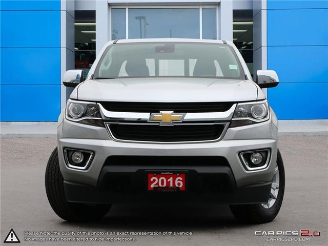 2016 Chevrolet Colorado LT (Stk: 9770TN) in Mississauga - Image 2 of 28