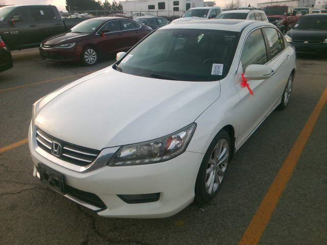 2014 Honda Accord Touring (Stk: 810156) in Vaughan - Image 1 of 9