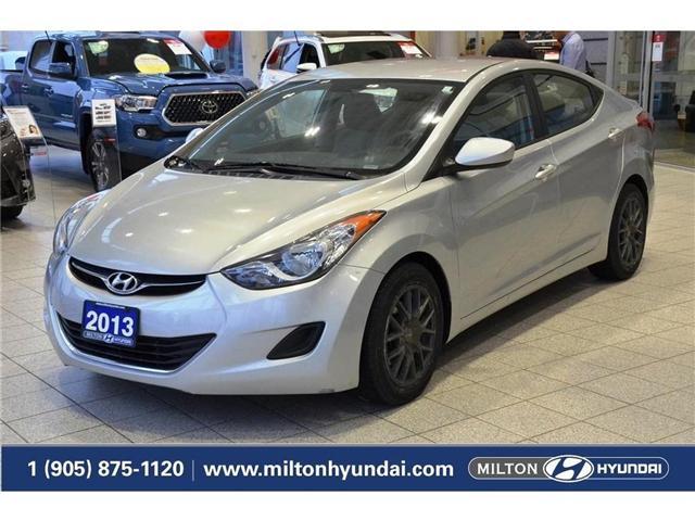 2013 Hyundai  (Stk: 318537A) in Milton - Image 1 of 34