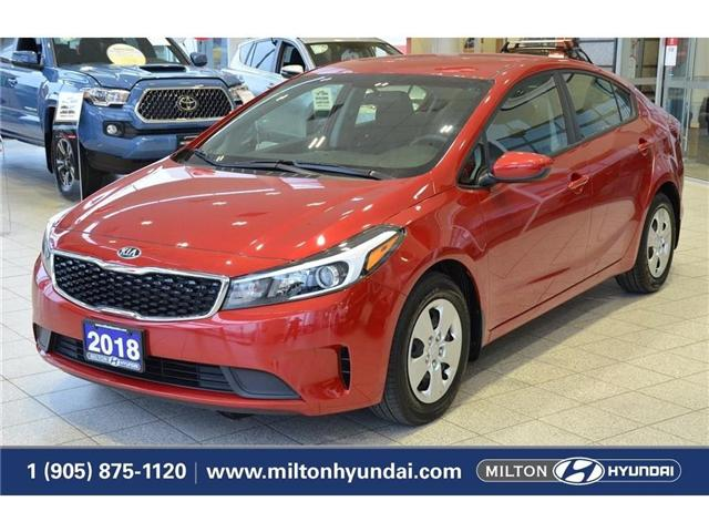 2018 Kia Forte  (Stk: 207020) in Milton - Image 1 of 36