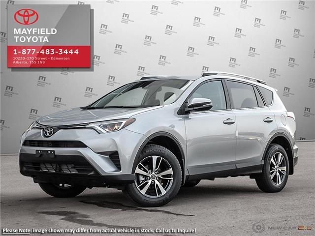 2018 Toyota RAV4 LE (Stk: 1801963) in Edmonton - Image 1 of 24