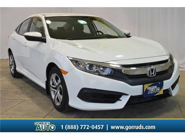 2016 Honda Civic LX (Stk: 017095) in Milton - Image 1 of 40