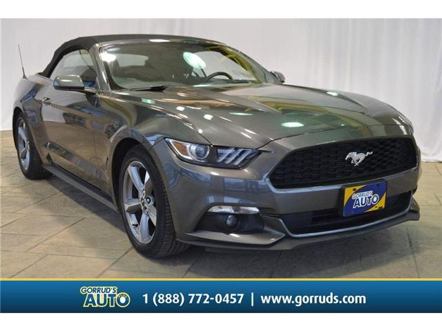 2016 Ford Mustang V6 (Stk: 325021) in Milton - Image 1 of 42