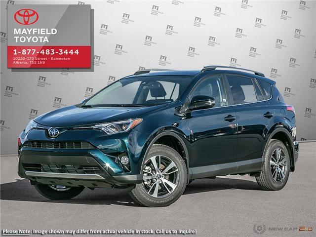 2018 Toyota RAV4 XLE (Stk: 180668) in Edmonton - Image 1 of 24