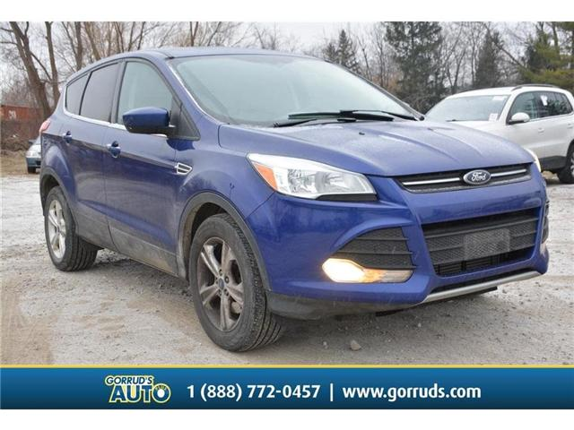 2014 Ford Escape SE (Stk: D74674) in Milton - Image 1 of 12