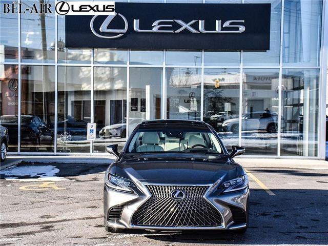 2018 Lexus LS 500 L (Stk: 86533) in Ottawa - Image 2 of 30