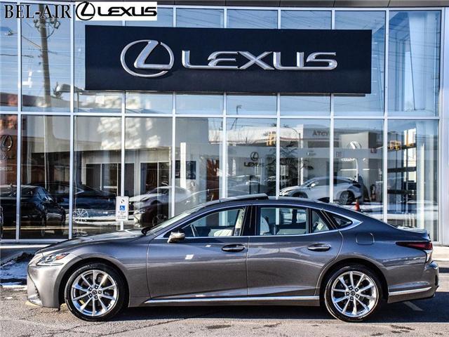 2018 Lexus LS 500 L (Stk: 86533) in Ottawa - Image 3 of 30