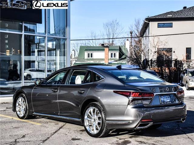 2018 Lexus LS 500 L (Stk: 86533) in Ottawa - Image 4 of 30
