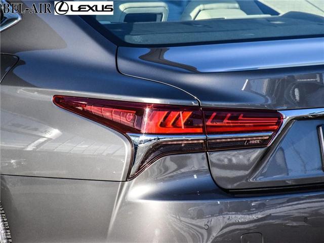 2018 Lexus LS 500 L (Stk: 86533) in Ottawa - Image 6 of 30
