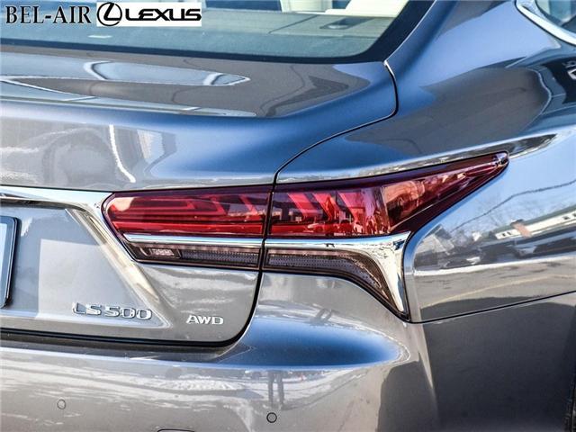 2018 Lexus LS 500 L (Stk: 86533) in Ottawa - Image 7 of 30