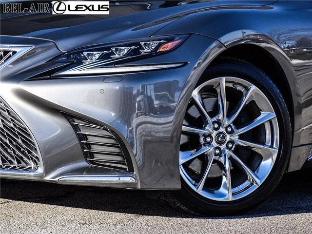 2018 Lexus LS 500 L (Stk: 86533) in Ottawa - Image 8 of 30