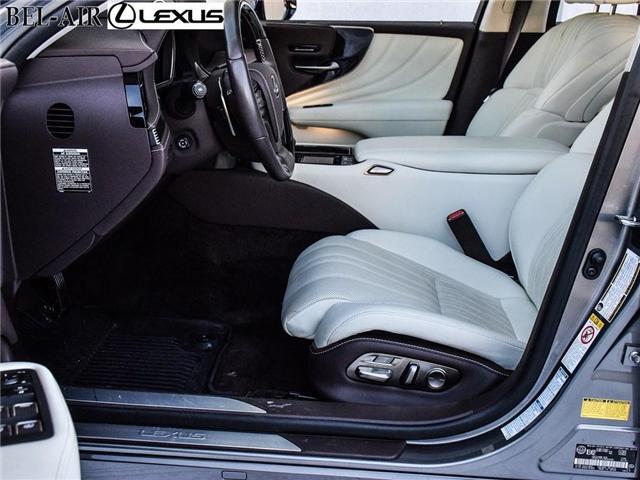 2018 Lexus LS 500 L (Stk: 86533) in Ottawa - Image 14 of 30