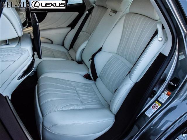 2018 Lexus LS 500 L (Stk: 86533) in Ottawa - Image 15 of 30