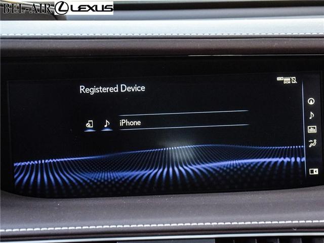 2018 Lexus LS 500 L (Stk: 86533) in Ottawa - Image 27 of 30