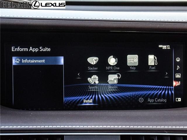 2018 Lexus LS 500 L (Stk: 86533) in Ottawa - Image 28 of 30