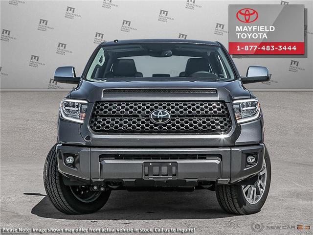 2018 Toyota Tundra Platinum 5.7L V8 (Stk: 180183) in Edmonton - Image 2 of 24