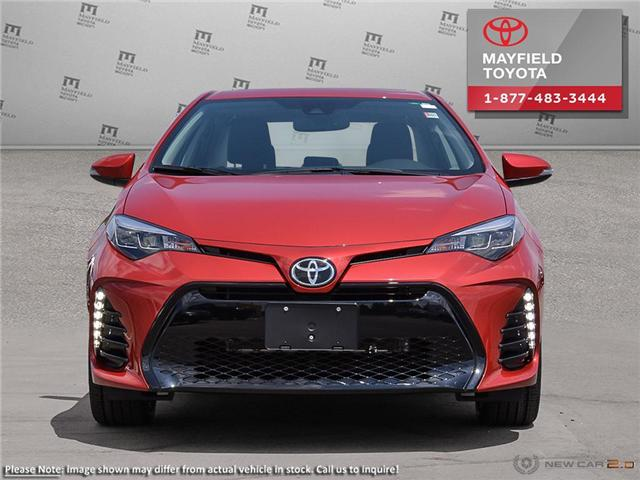 2019 Toyota Corolla SE Upgrade Package (Stk: 190129) in Edmonton - Image 2 of 23