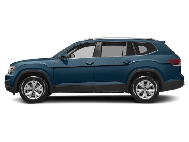 2019 Volkswagen Atlas 3.6 FSI Highline (Stk: VWTF1731) in Richmond - Image 2 of 8