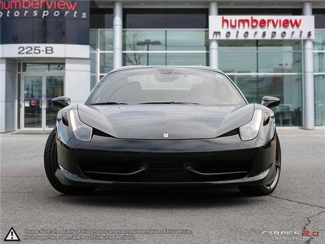 2014 Ferrari 458 Spider Base (Stk: 18MSX659) in Mississauga - Image 2 of 30