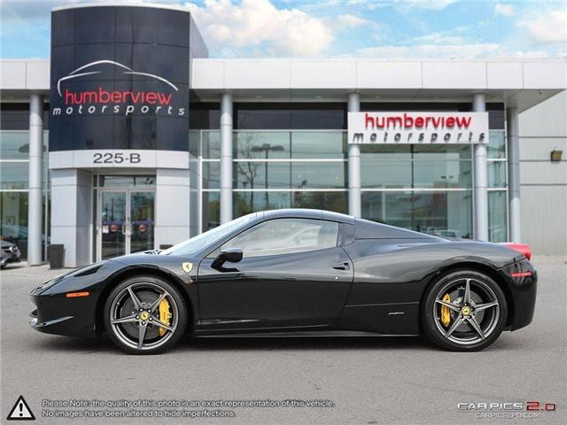 2014 Ferrari 458 Spider Base (Stk: 18MSX659) in Mississauga - Image 3 of 30