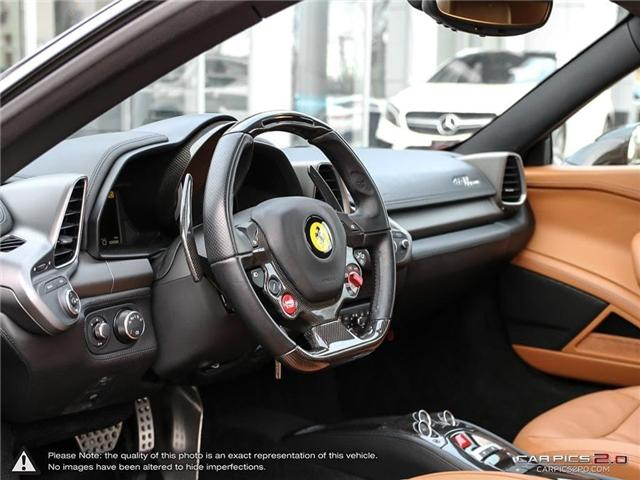 2014 Ferrari 458 Spider Base (Stk: 18MSX659) in Mississauga - Image 13 of 30