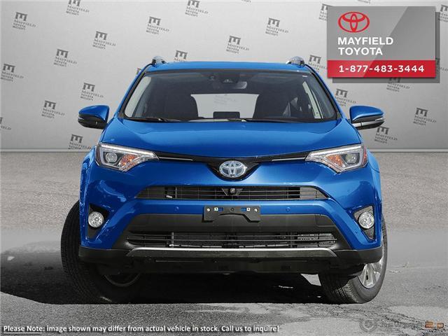 2018 Toyota RAV4 Hybrid Limited (Stk: 1802214) in Edmonton - Image 2 of 22