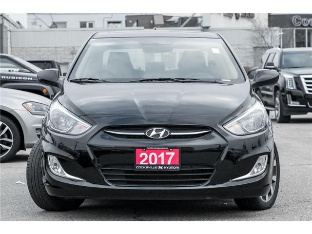 2017 Hyundai Accent  (Stk: H7719PR) in Mississauga - Image 2 of 18