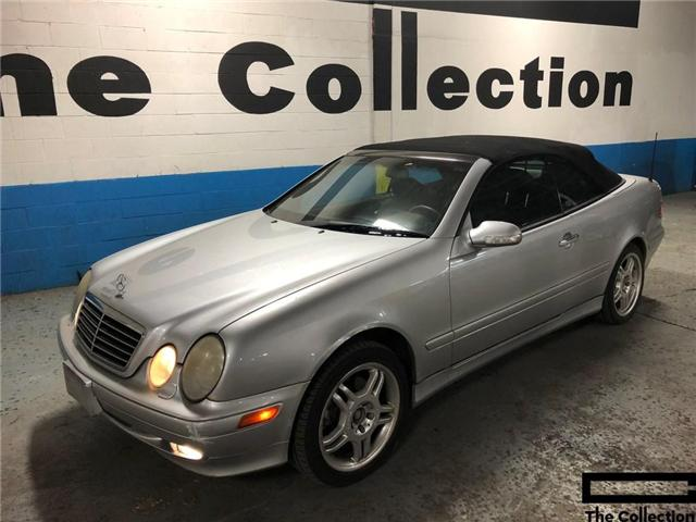 2001 Mercedes-Benz CLK-Class Base (Stk: 11829) in Toronto - Image 1 of 17