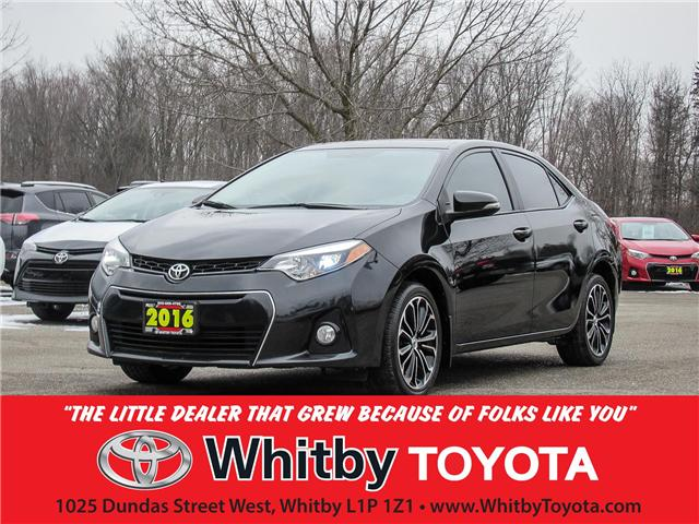 2016 Toyota Corolla  (Stk: 80916A) in Whitby - Image 1 of 21
