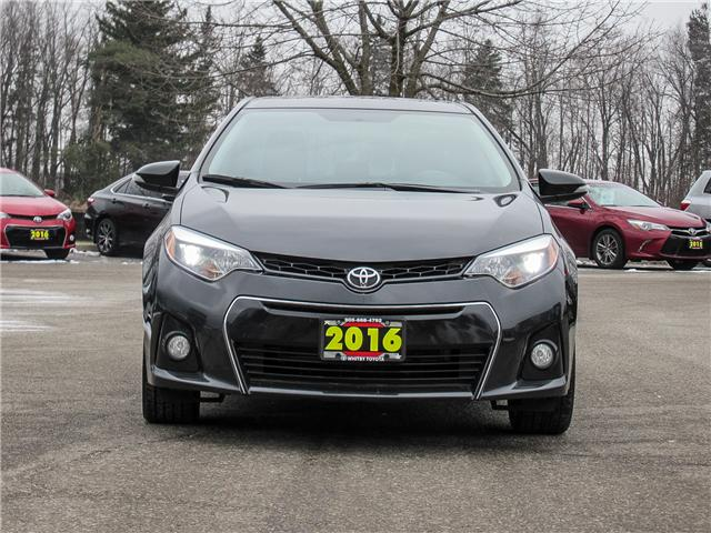 2016 Toyota Corolla  (Stk: 80916A) in Whitby - Image 2 of 21