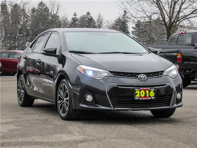 2016 Toyota Corolla  (Stk: 80916A) in Whitby - Image 3 of 21