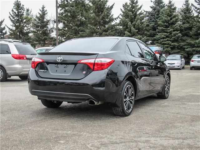 2016 Toyota Corolla  (Stk: 80916A) in Whitby - Image 5 of 21