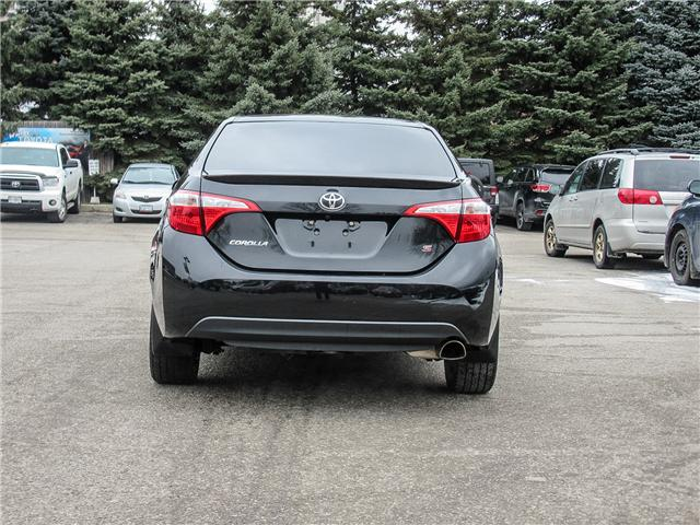 2016 Toyota Corolla  (Stk: 80916A) in Whitby - Image 6 of 21