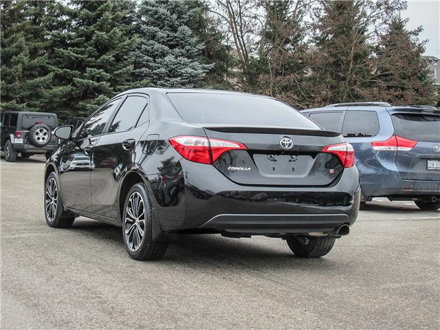 2016 Toyota Corolla  (Stk: 80916A) in Whitby - Image 7 of 21