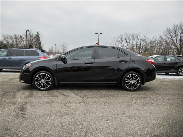 2016 Toyota Corolla  (Stk: 80916A) in Whitby - Image 8 of 21