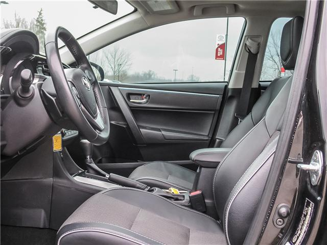 2016 Toyota Corolla  (Stk: 80916A) in Whitby - Image 11 of 21