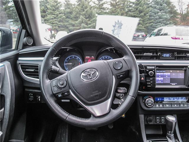 2016 Toyota Corolla  (Stk: 80916A) in Whitby - Image 12 of 21