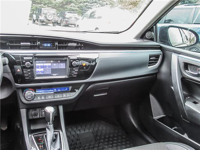 2016 Toyota Corolla  (Stk: 80916A) in Whitby - Image 13 of 21