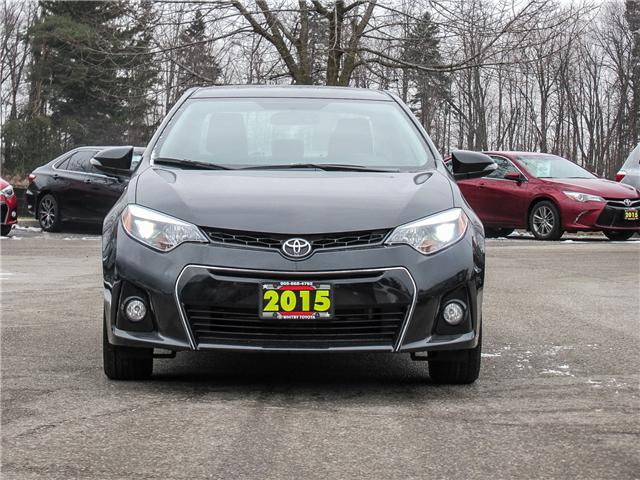 2015 Toyota Corolla  (Stk: 90048A) in Whitby - Image 2 of 19