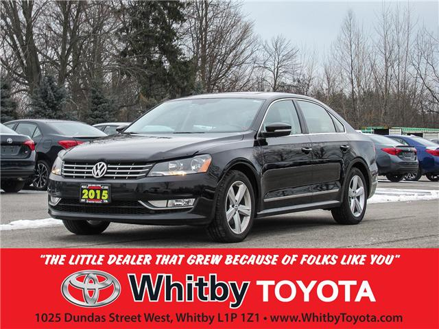 2015 Volkswagen Passat  (Stk: 80752A) in Whitby - Image 1 of 19