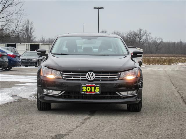 2015 Volkswagen Passat  (Stk: 80752A) in Whitby - Image 2 of 19