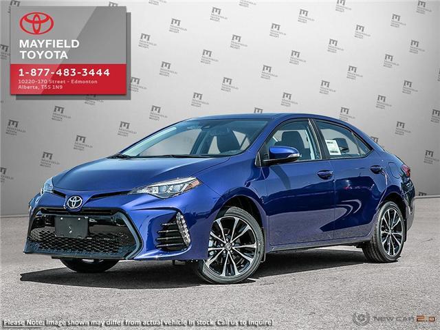 2019 Toyota Corolla XSE Package (Stk: 190472) in Edmonton - Image 1 of 24
