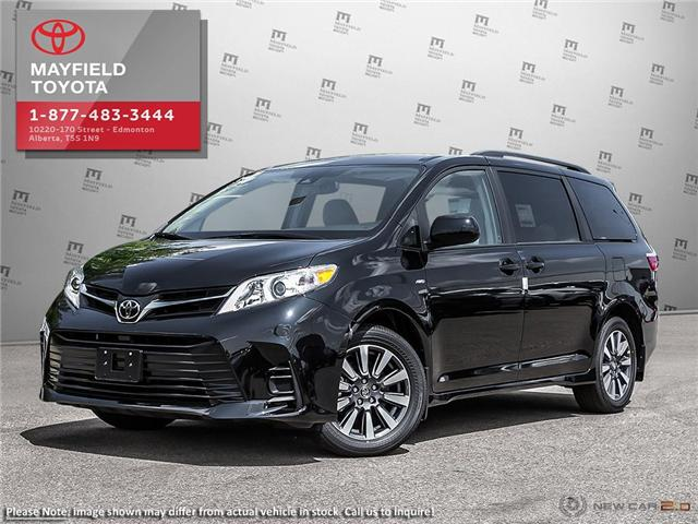 2019 Toyota Sienna LE 8-Passenger (Stk: 190264) in Edmonton - Image 1 of 24