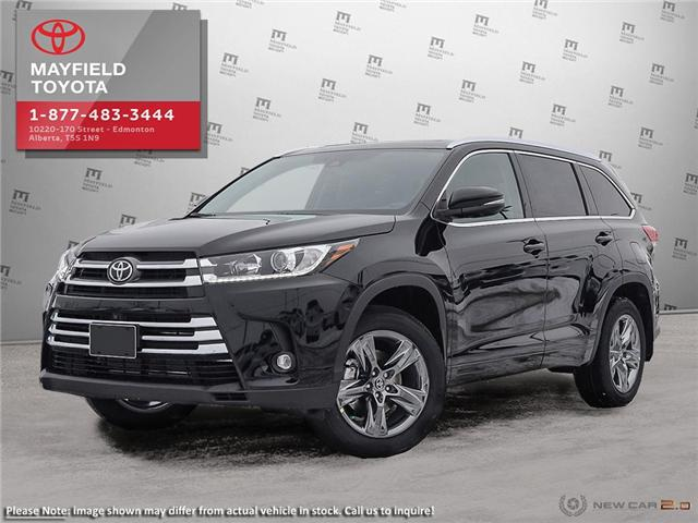 2018 Toyota Highlander Limited (Stk: 1801419) in Edmonton - Image 1 of 24