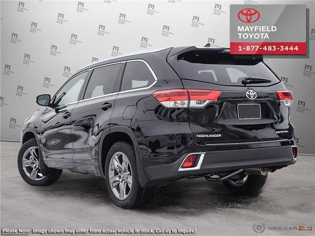 2018 Toyota Highlander Limited (Stk: 1801419) in Edmonton - Image 4 of 24