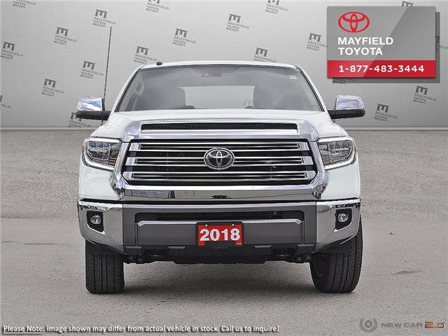 2018 Toyota Tundra Platinum 5.7L V8 (Stk: 1801792) in Edmonton - Image 2 of 11